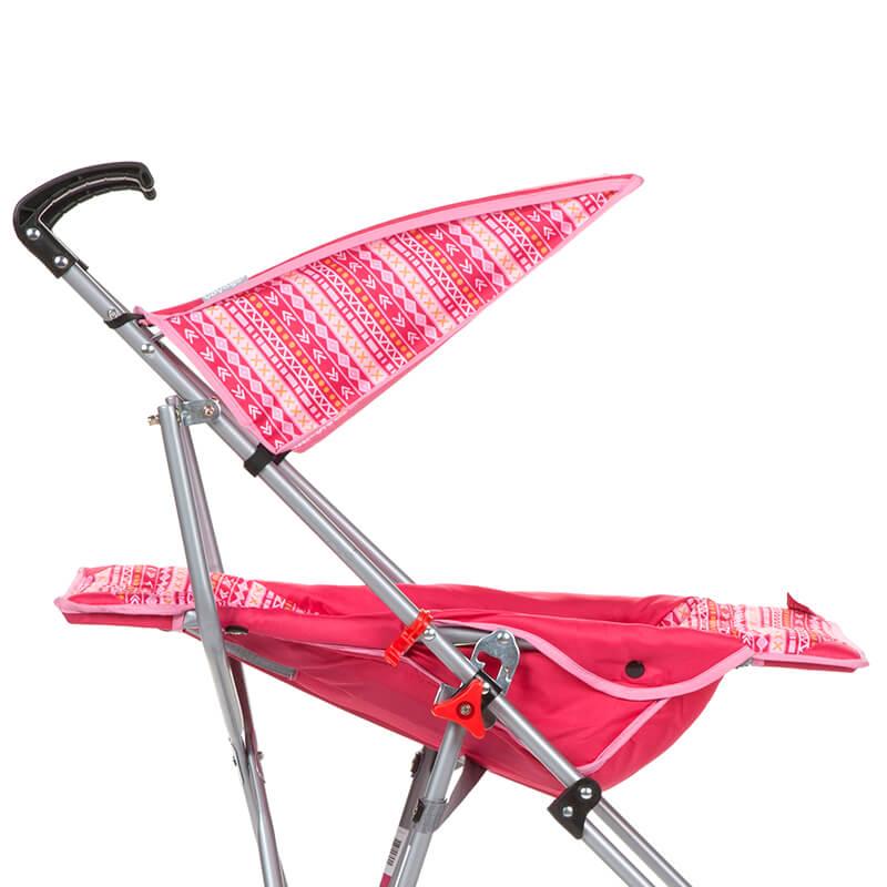 Carrinho Umbrella Slim Voyage Rosa