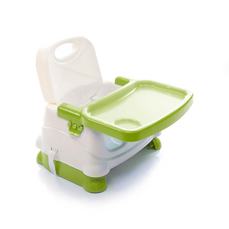 Cadeira de Refeição Portátil Fun Voyage Verde