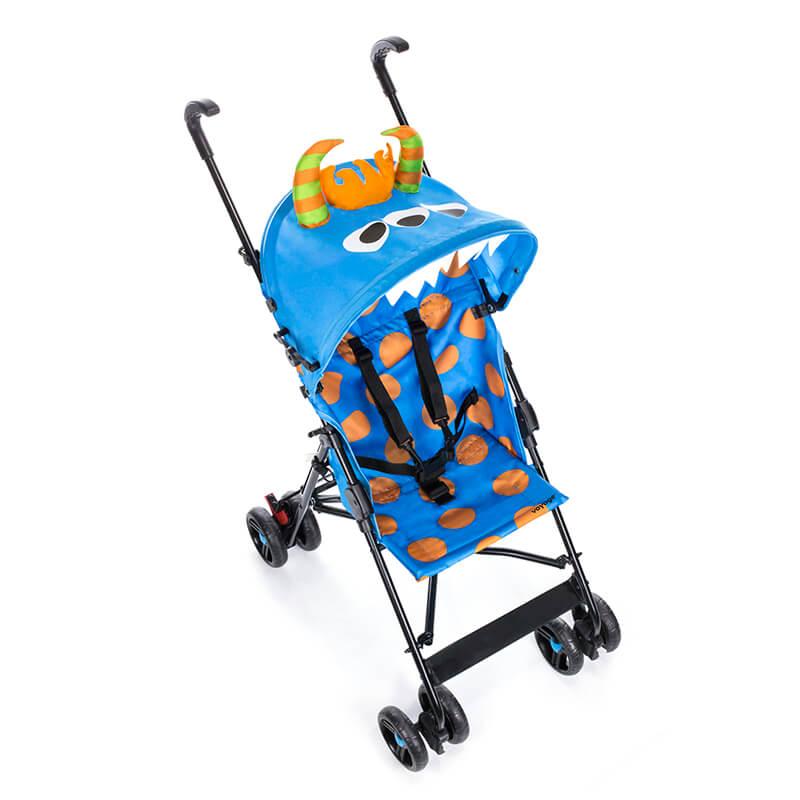 Carrinho Umbrella Monster Voyage Azul