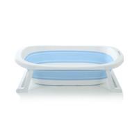 Banheira Dobrável Glub Azul