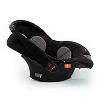 Bebê Conforto Status Voyage Preto